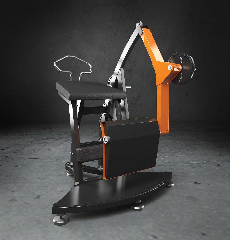 Crossbowline Gluteus Machine